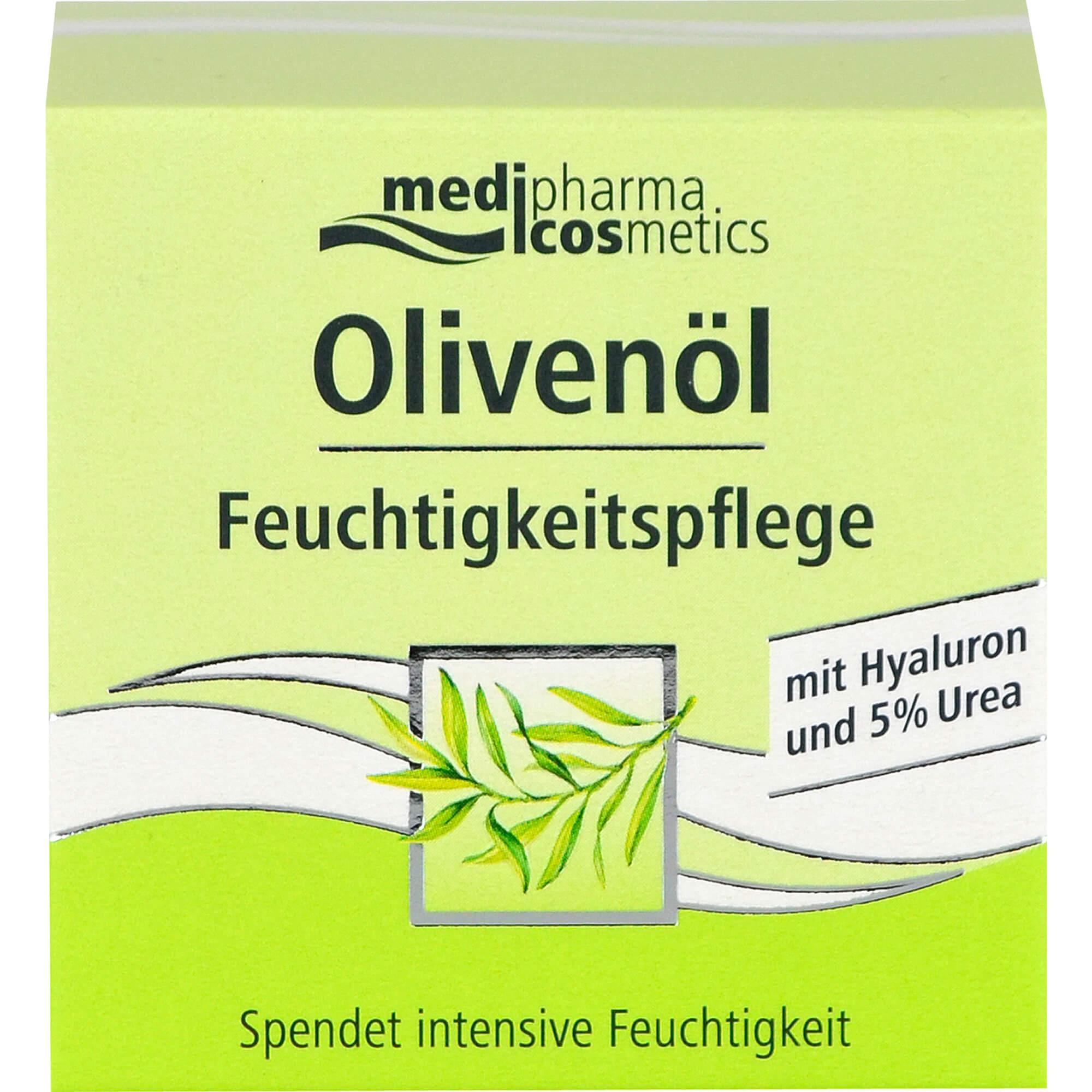 OLIVENOeL-FEUCHTIGKEITSPFLEGE-Creme