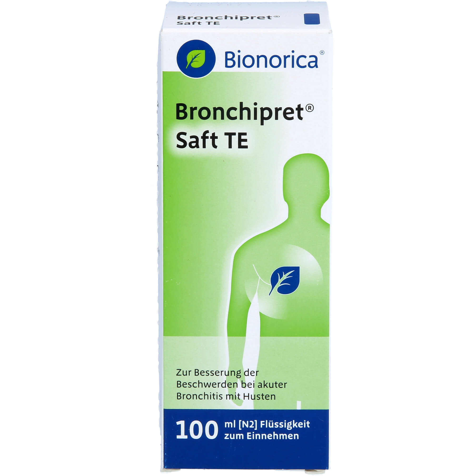 BRONCHIPRET-Saft-TE