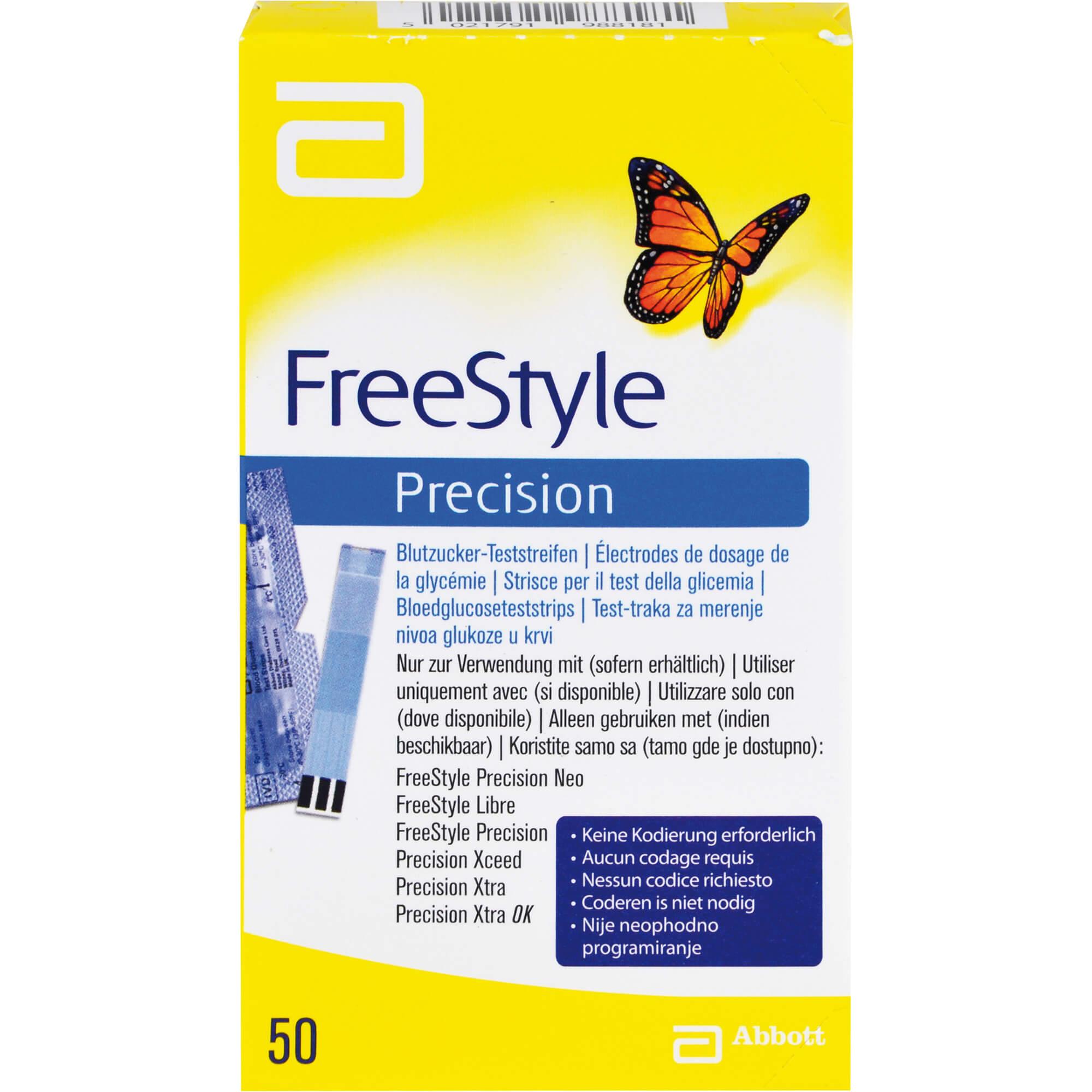 FREESTYLE-Precision-Blutzucker-Teststr-o-Codierung