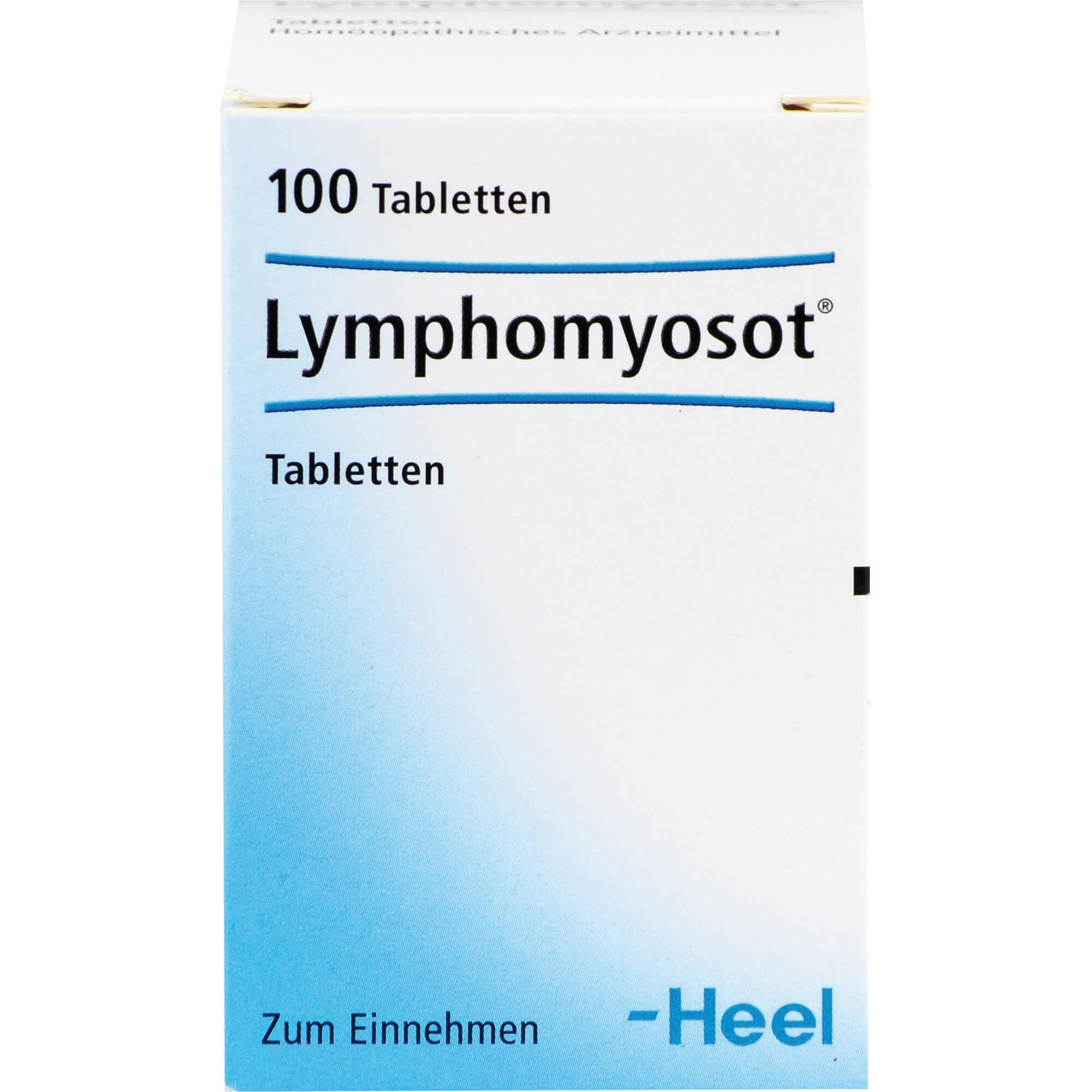 LYMPHOMYOSOT-Tabletten