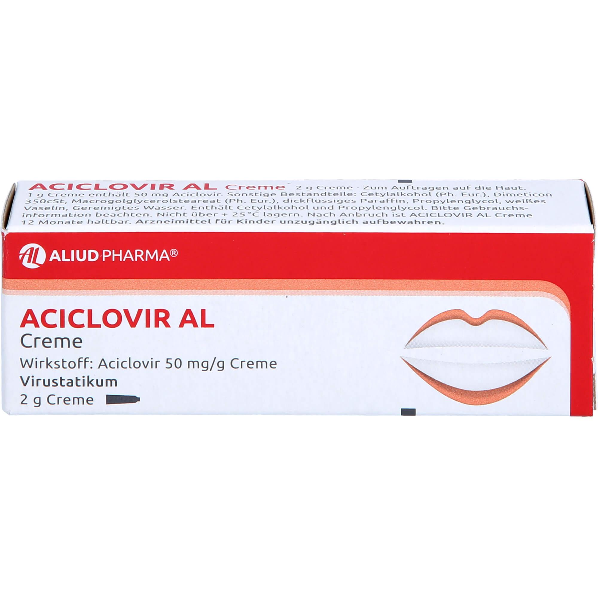 ACICLOVIR-AL-Creme