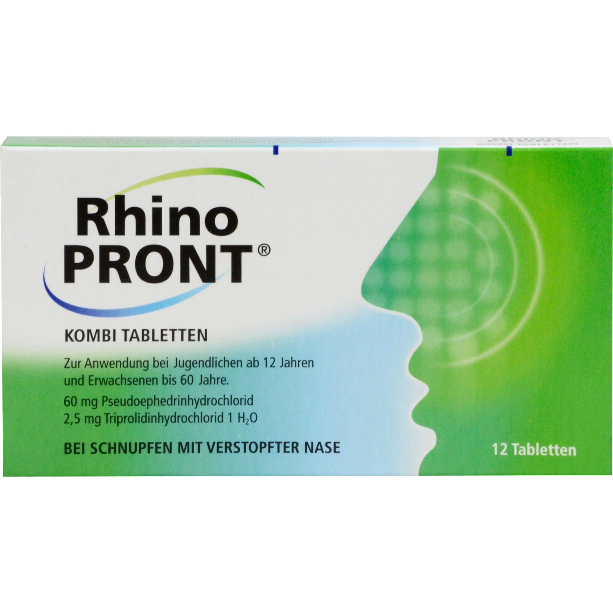 RHINOPRONT-Kombi-Tabletten