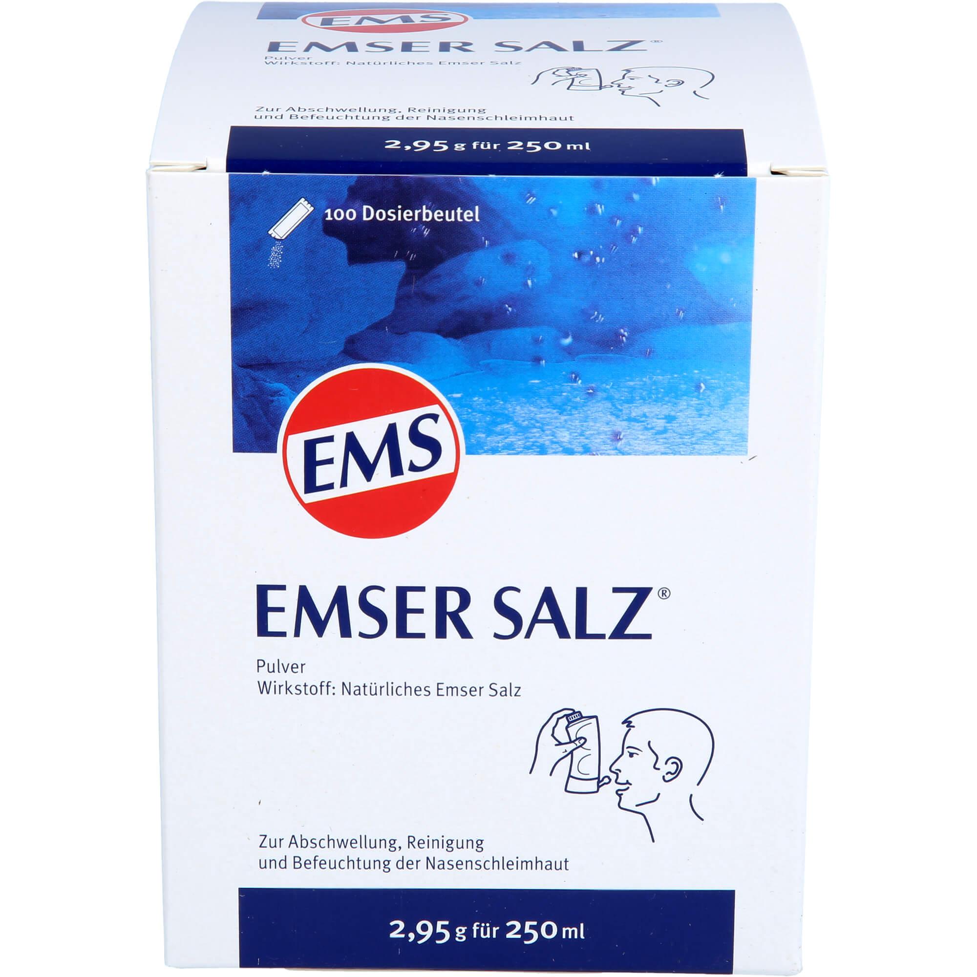 EMSER-Salz-Beutel