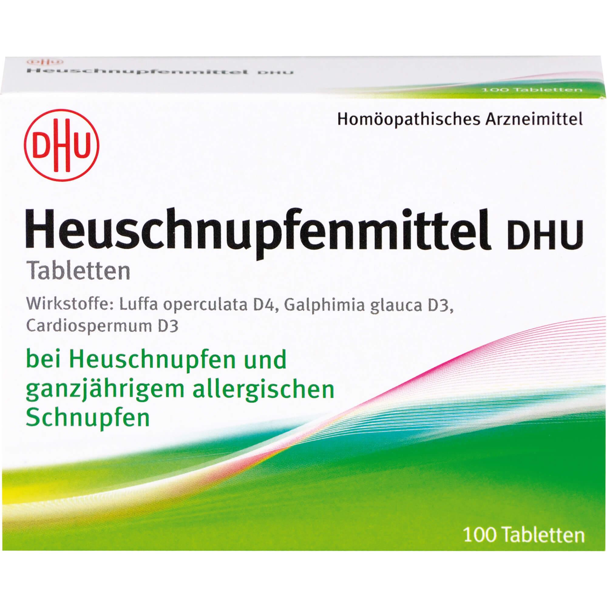 HEUSCHNUPFENMITTEL-DHU-Tabletten