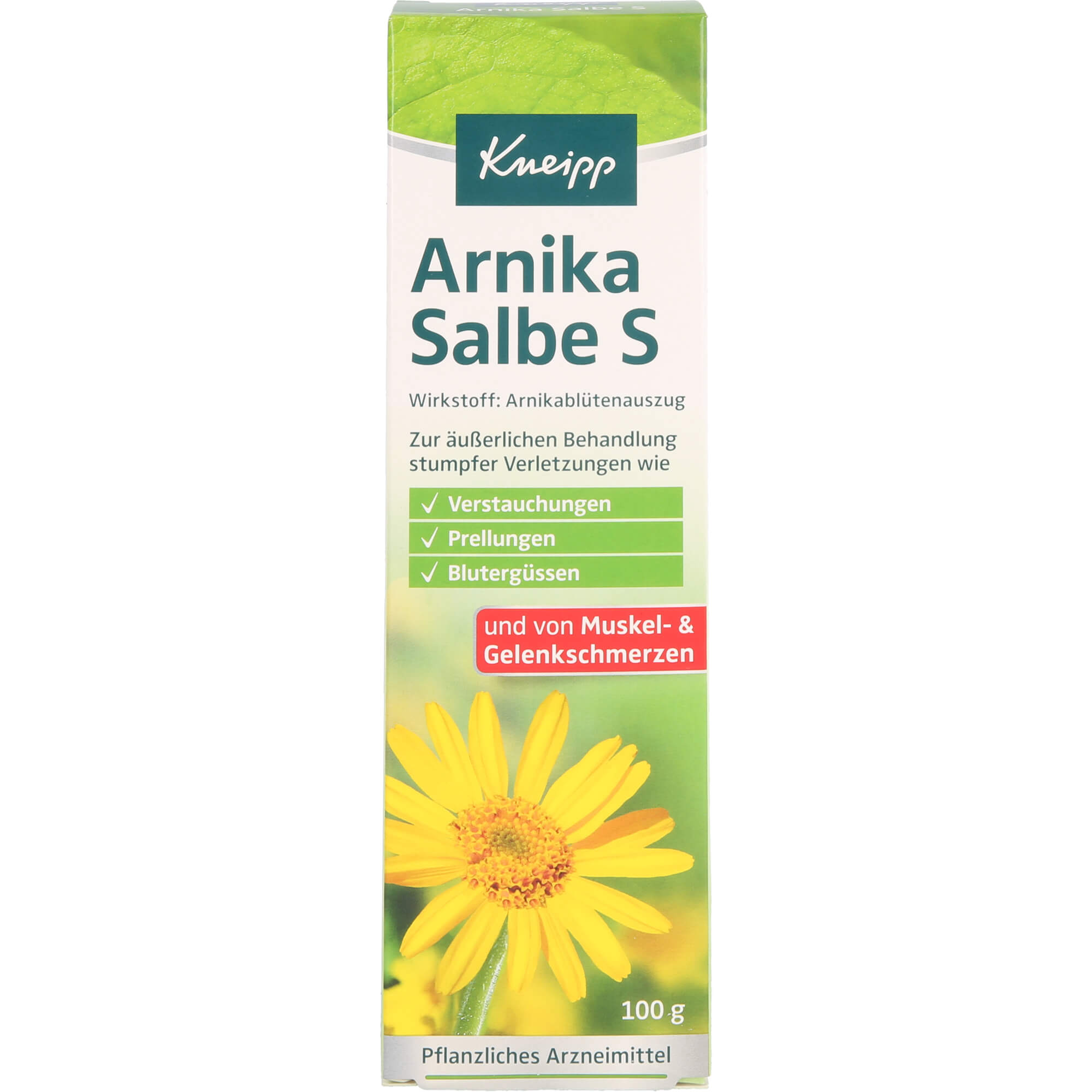 KNEIPP-Arnika-Salbe-S