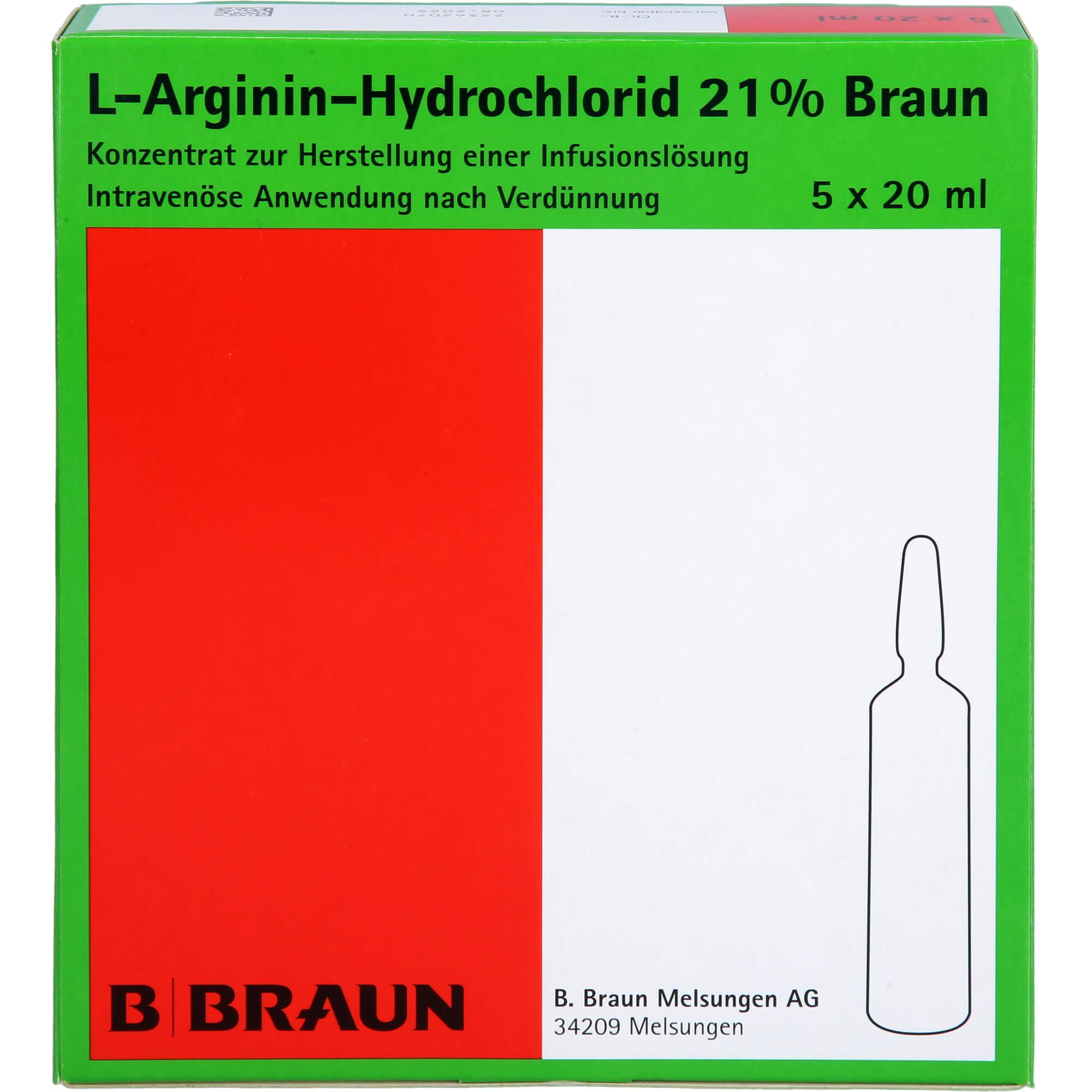L-ARGININ-HYDROCHLORID-21-Elek-Konz-Inf-L