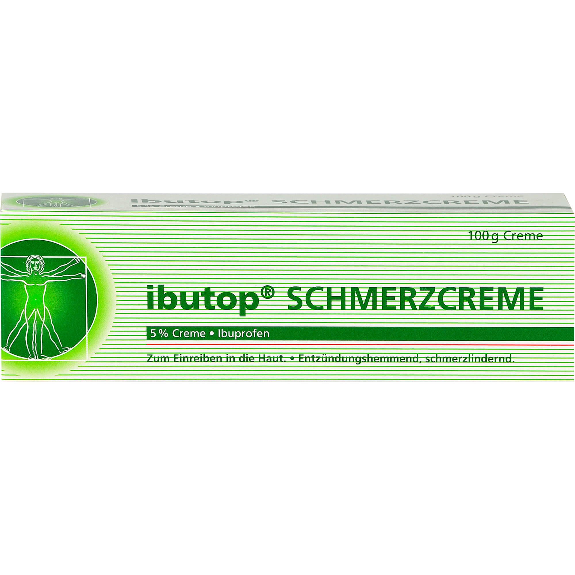 IBUTOP-Schmerzcreme