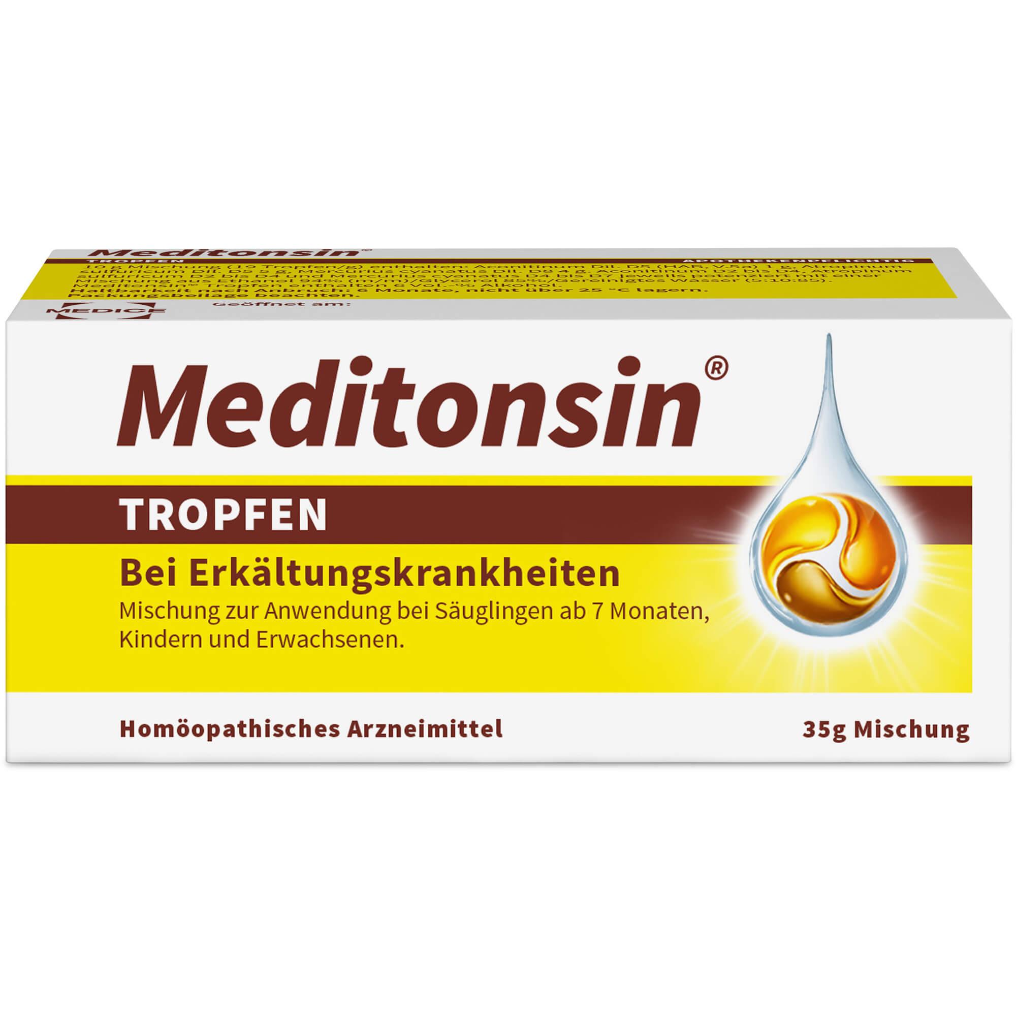 MEDITONSIN-Tropfen