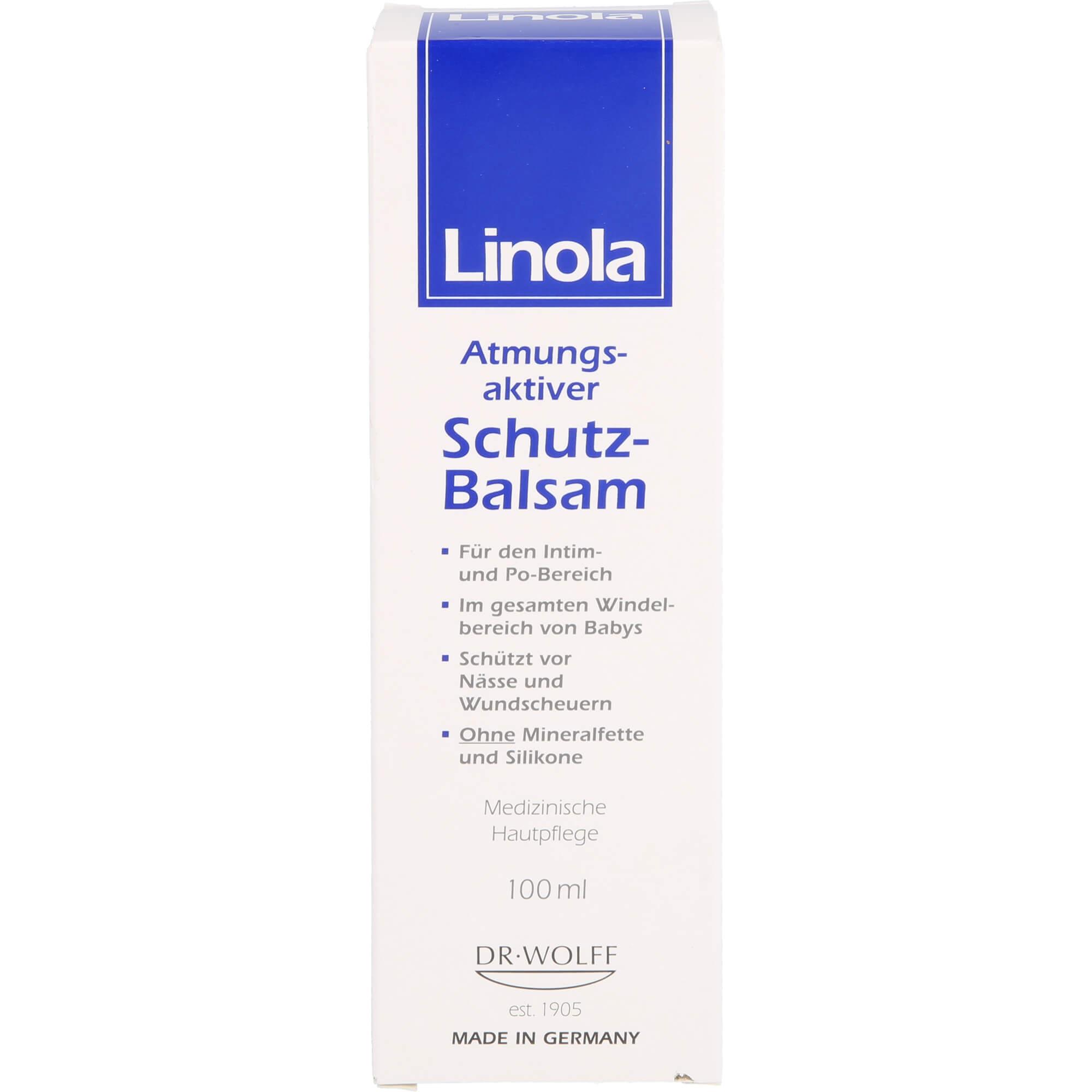 LINOLA-Schutz-Balsam