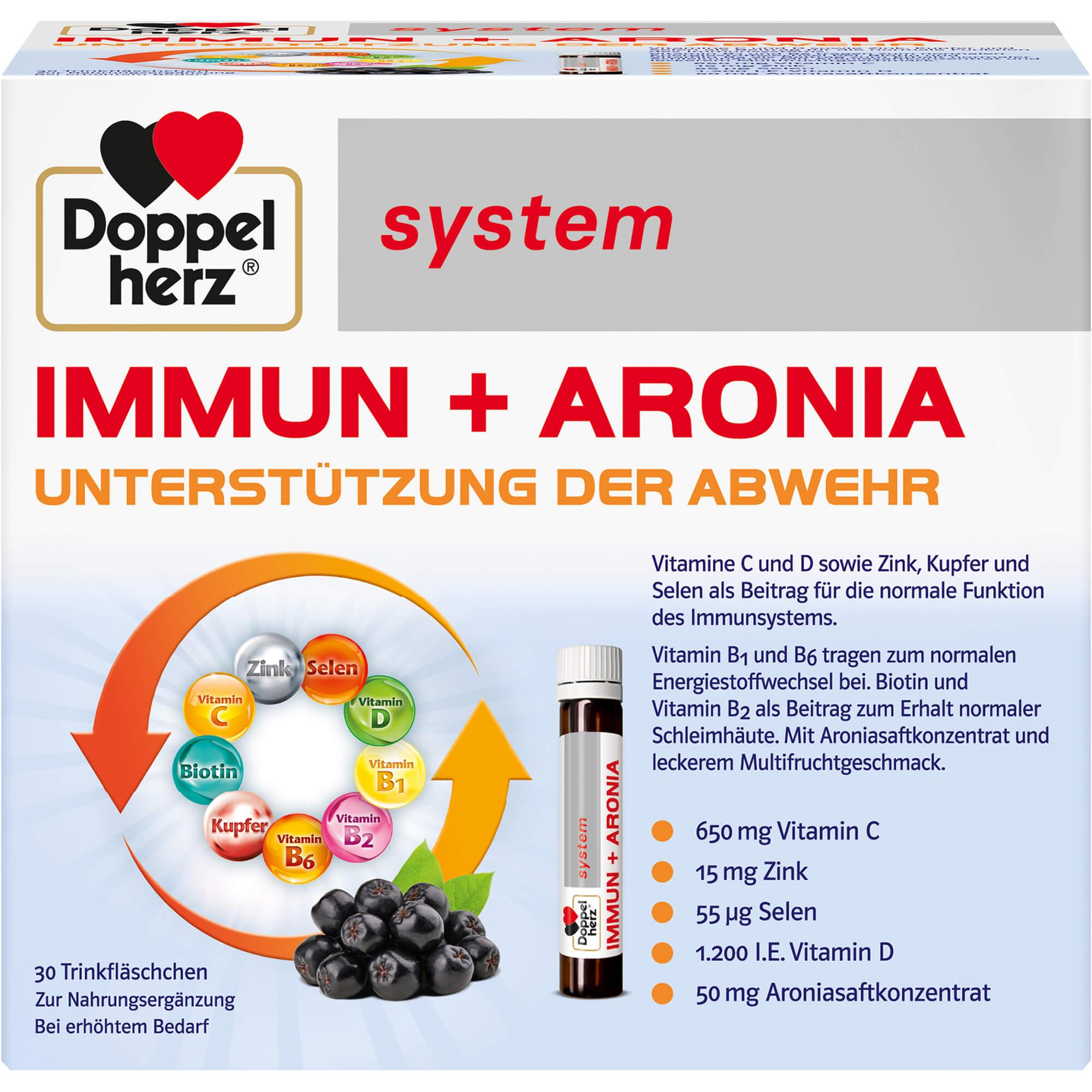 DOPPELHERZ-Immun-Aronia-system-Ampullen