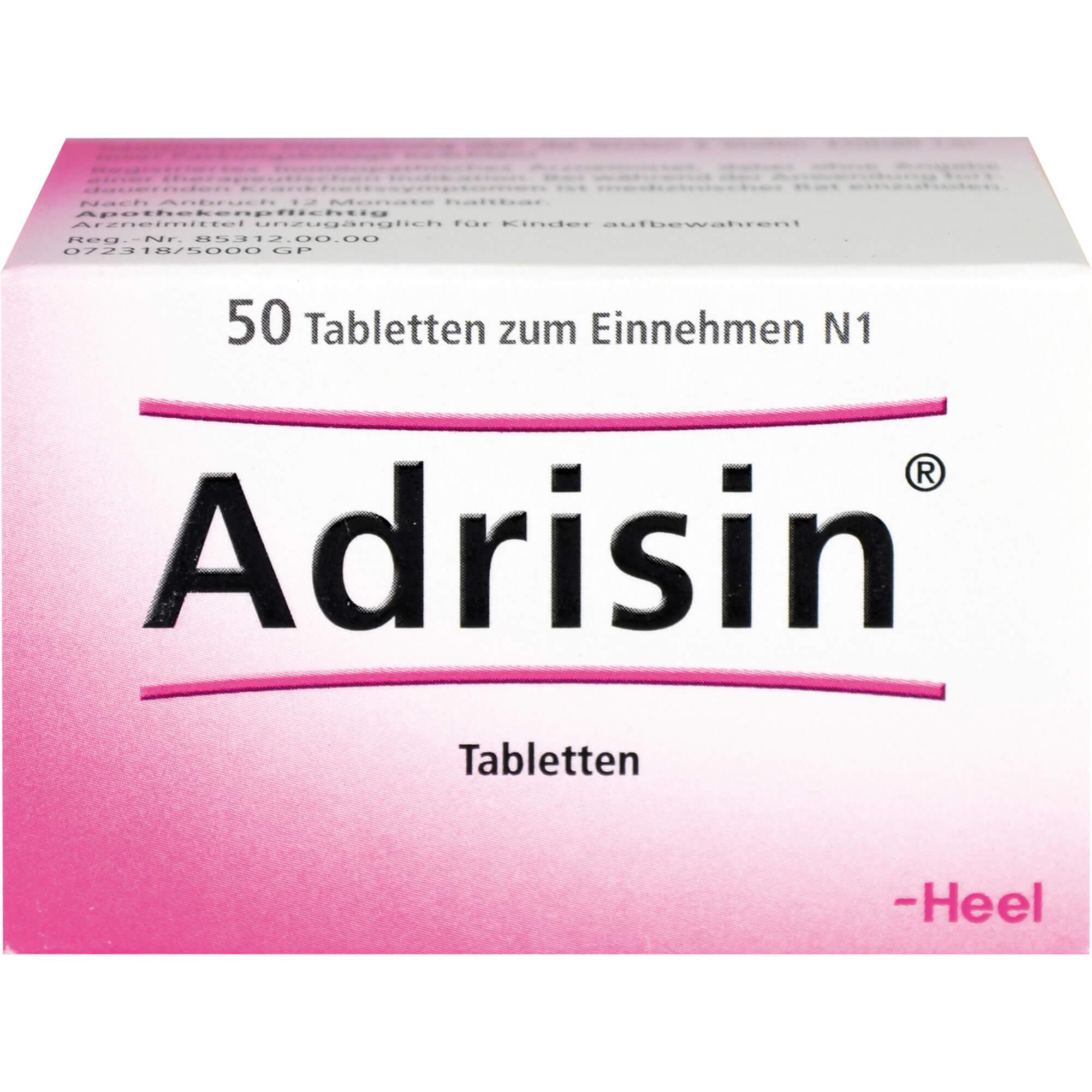 ADRISIN-Tabletten