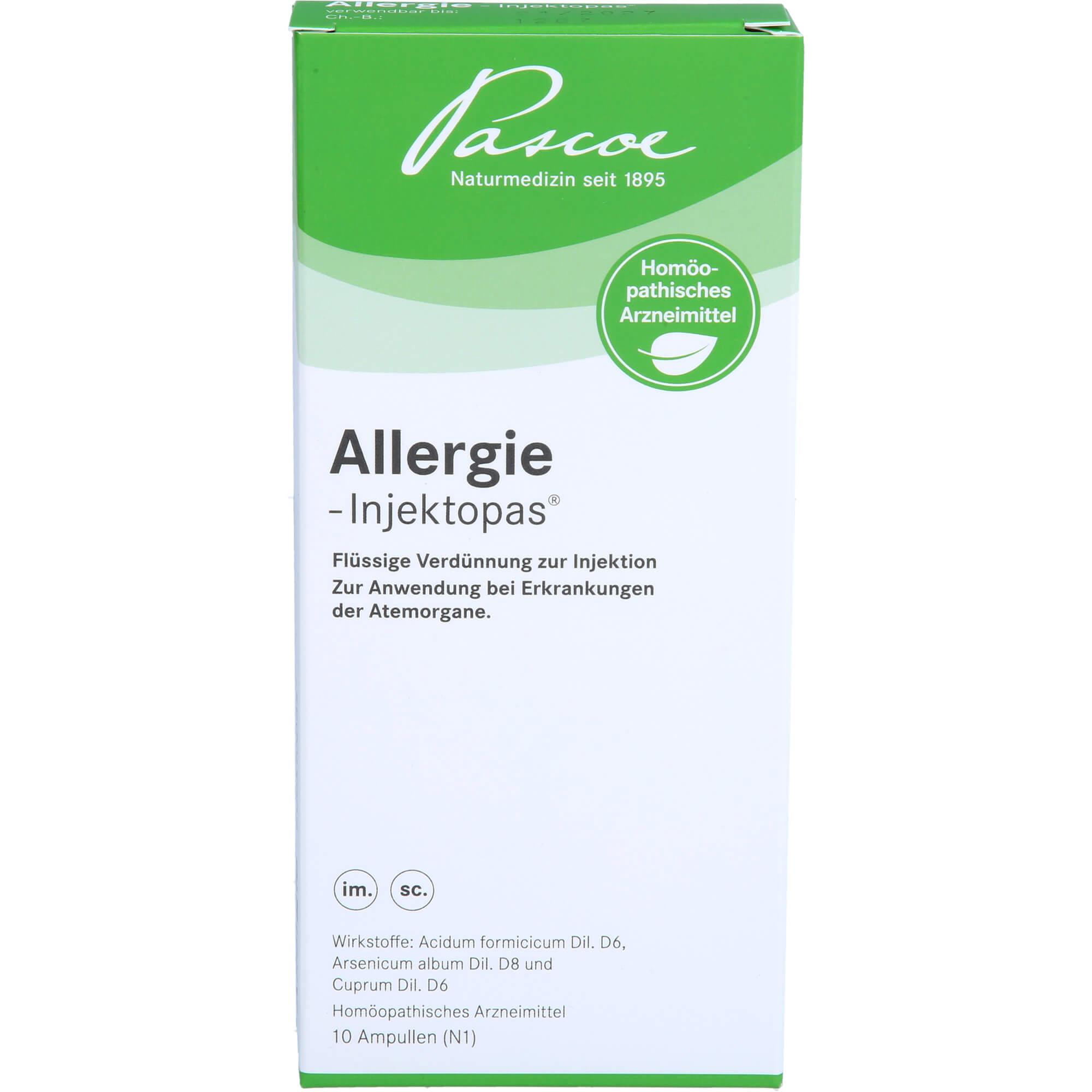 ALLERGIE-INJEKTOPAS-Injektionsloesung-Ampullen