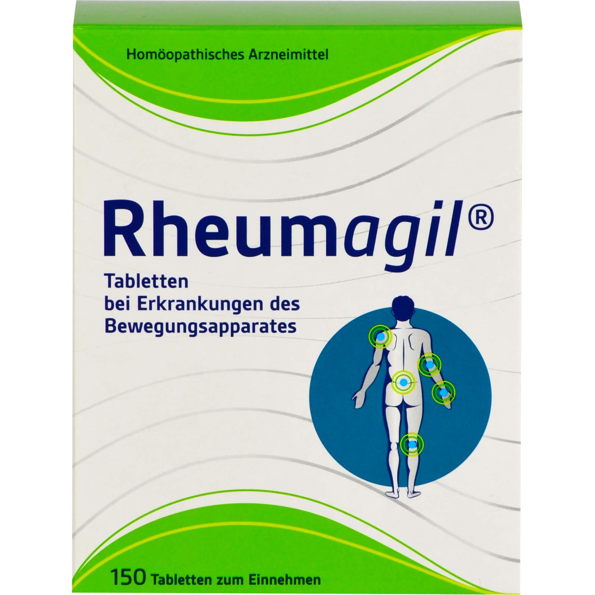 RHEUMAGIL-Tabletten
