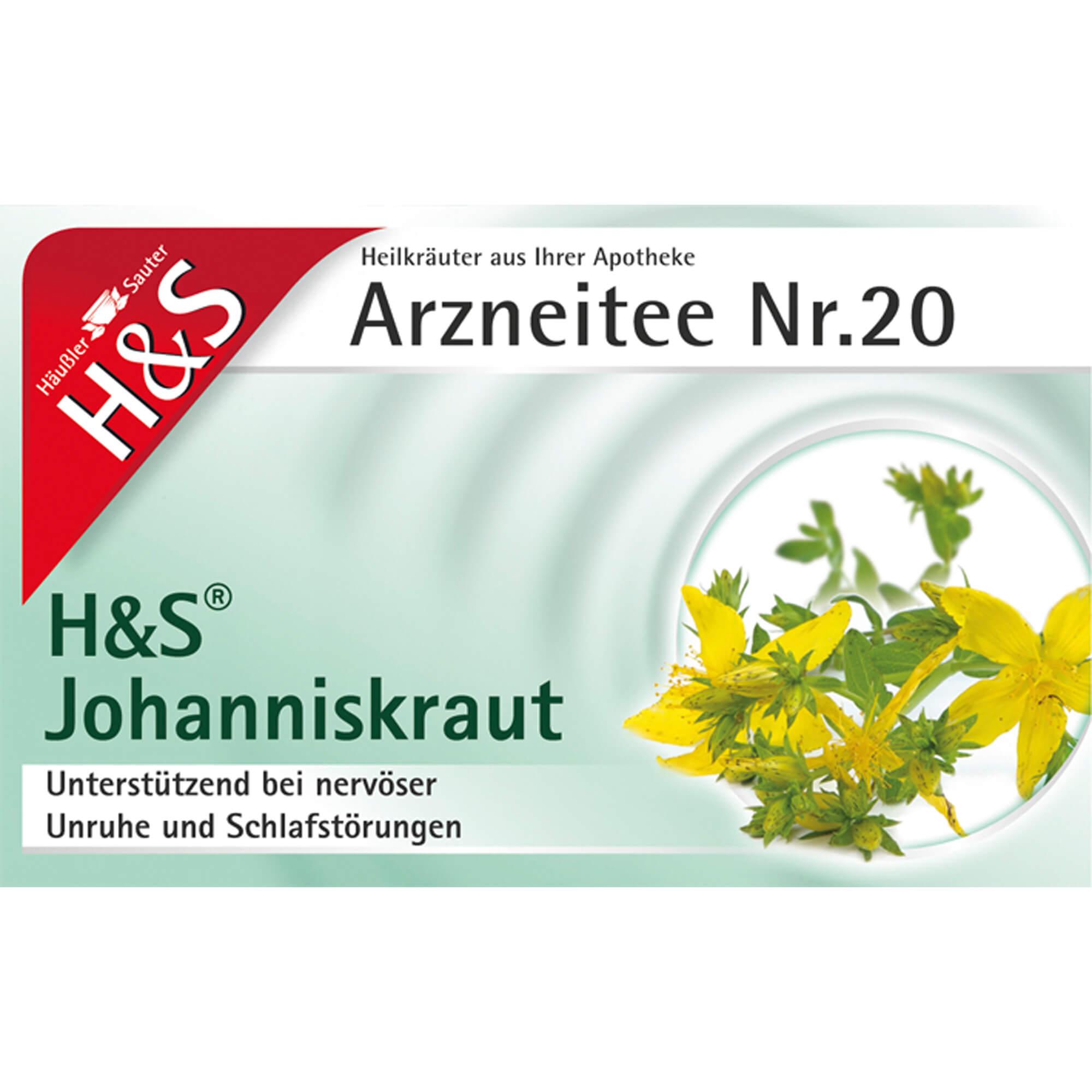 H-und-S-Johanniskraut-Filterbeutel
