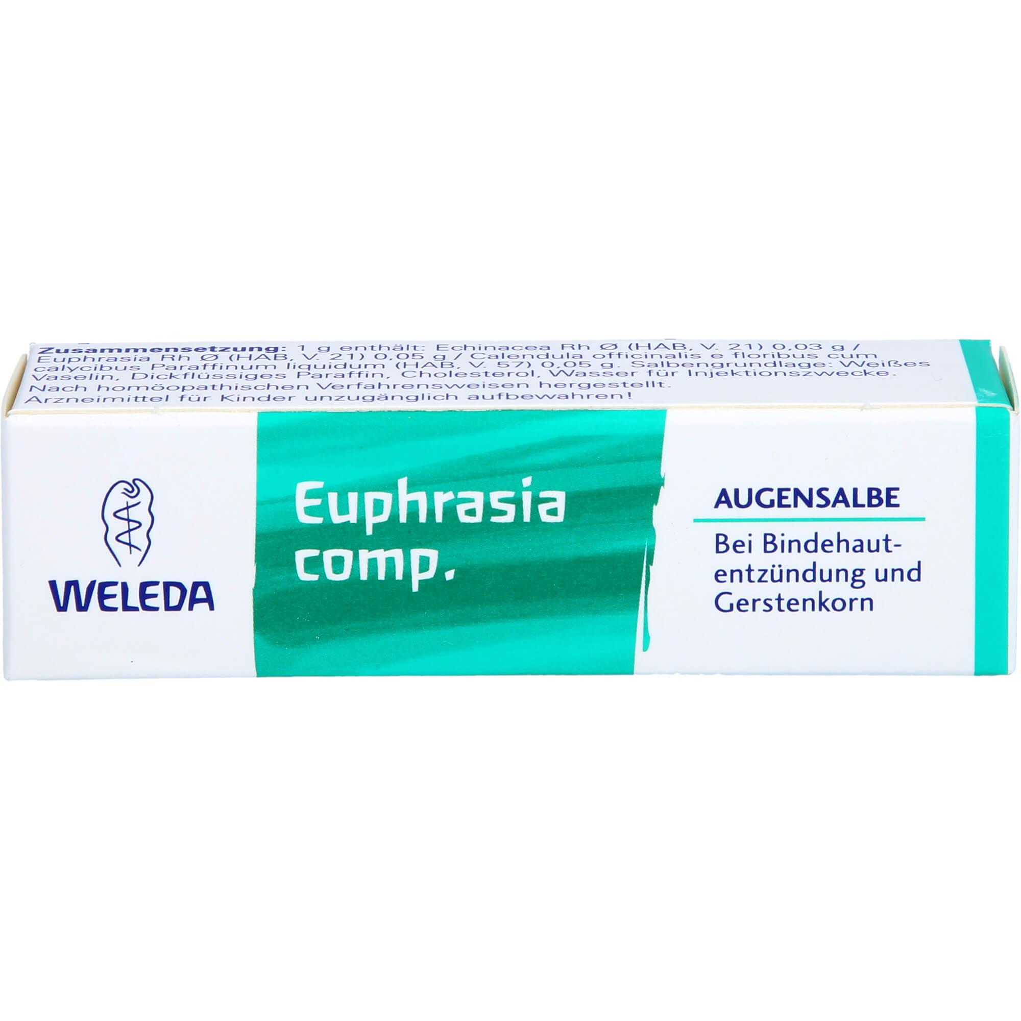EUPHRASIA-COMP-Augensalbe