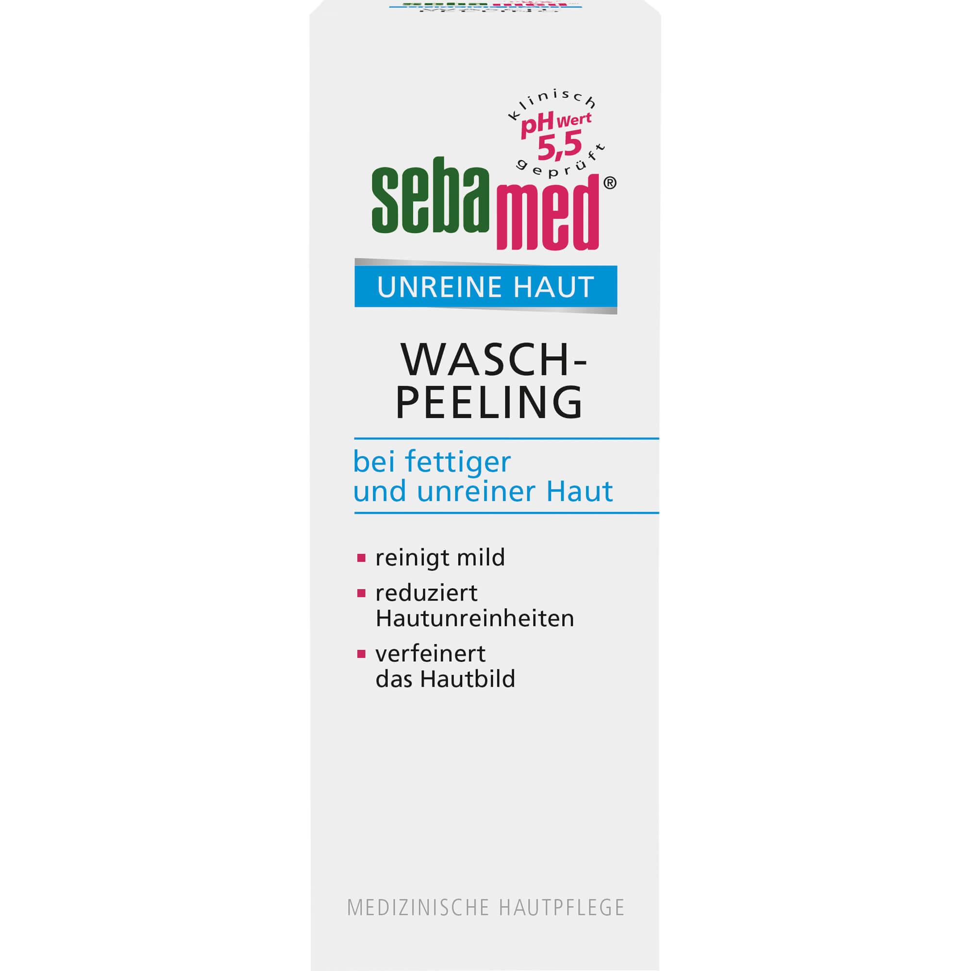 SEBAMED-Unreine-Haut-Wasch-Peeling