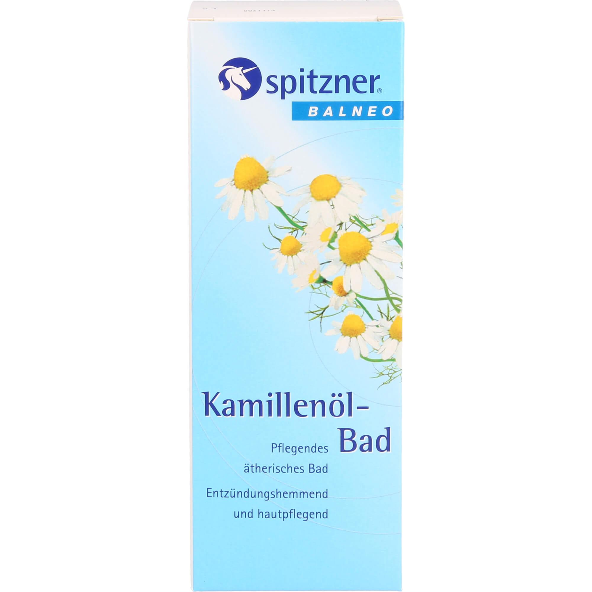 SPITZNER-Balneo-Kamille-Oelbad