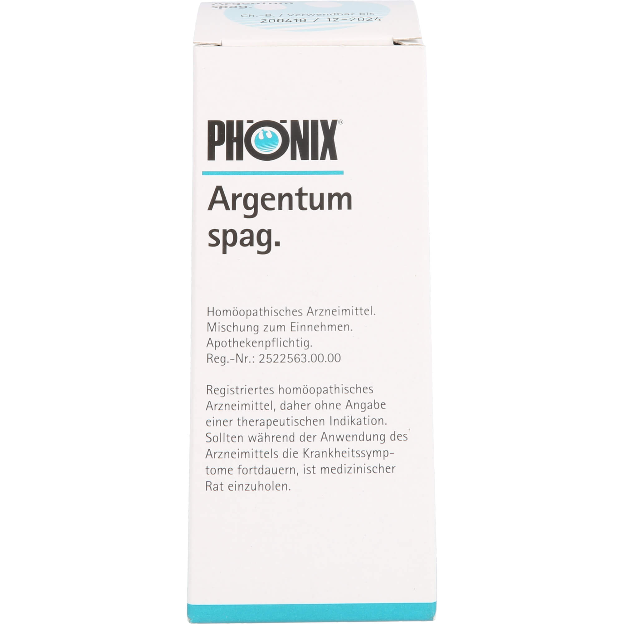 PHOeNIX-ARGENTUM-spag-Mischung